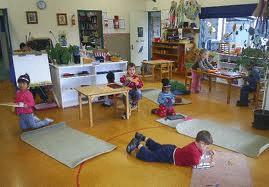 Montessor Classroom